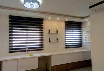 Faux Wood Blinds Next To Calabasas CA