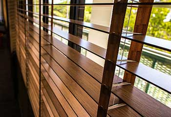Faux-Wood Blinds | Agoura Hills Blinds & Shades