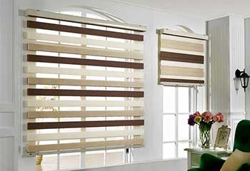 Layered Shades in Calabasas | Agoura Hills Blinds & Shades