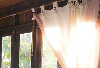 Faux-Wood Blinds | Agoura Hills