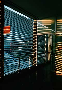Motorized Venetian Blinds Installed In Agoura Hills